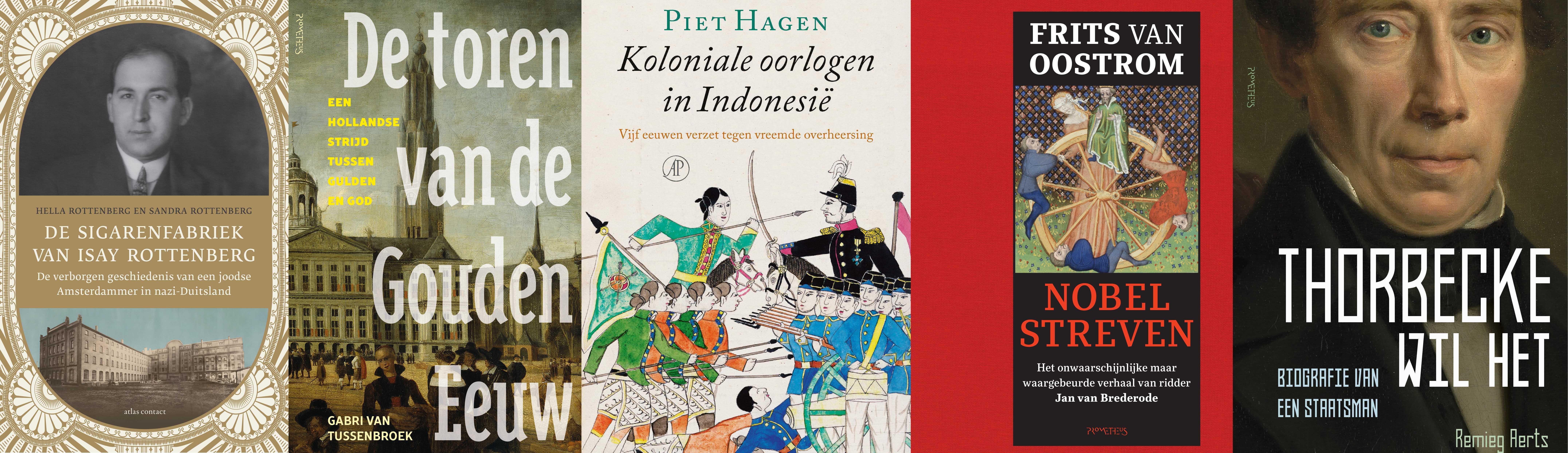 libris literatuurprijs geschiedenis